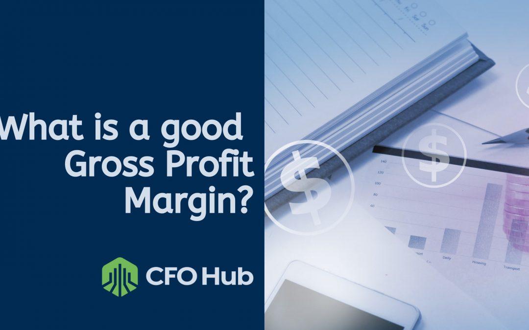 What is a good gross profit margin