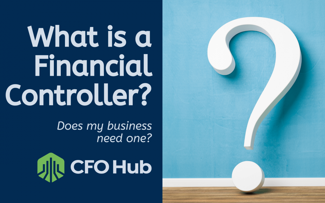 What is a financial controller?
