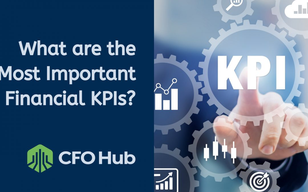 What Are the Most Important Financial KPIs?